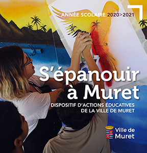 S'épanouir à Muret - Dispositif éducatif municipal 2020-2021